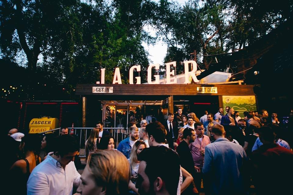 Харизматичные Базиль и Johnny Kelvin открыли летний сезон Jagger Веранды