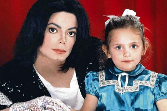 Дочь Майкла Джексона удивила поклонников сменой имиджа