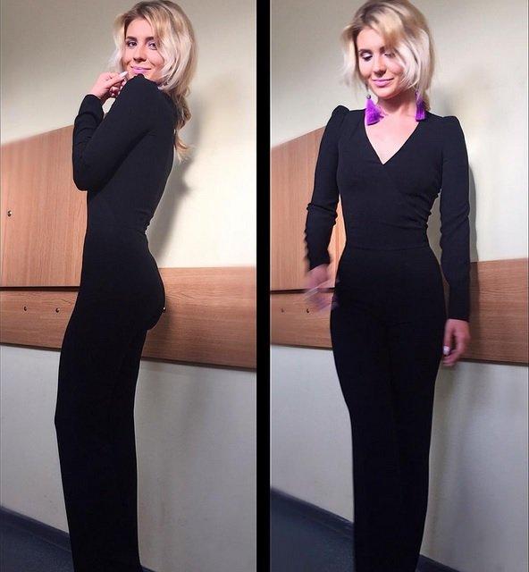 Анна Шульгина опубликовала утреннее селфи в образе Мерлин Монро
