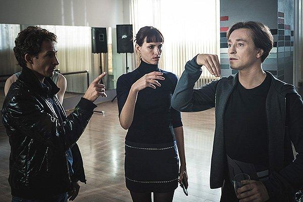 Сергей Безруков и Анна Матисон готовятся стать родителями