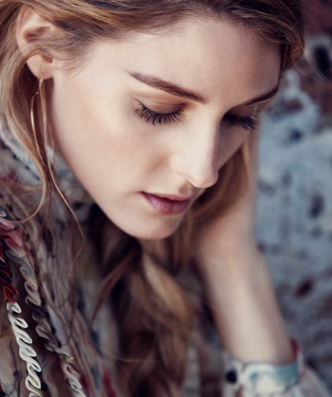 Оливия Палермо в утонченной фотосессии для Harper's Bazaar