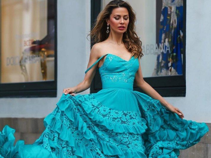 Виктория Боня открыла новый бутик в Киеве