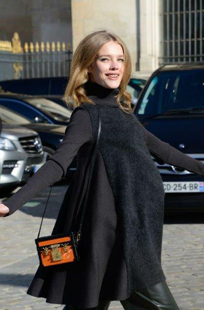 Наталья Водянова удивила своей фигурой после родов