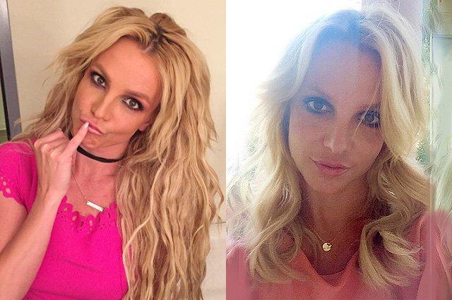Бритни Спирс сменила имидж