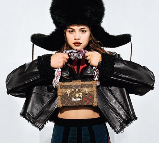 Селена Гомес официально назначена лицом Louis Vuitton