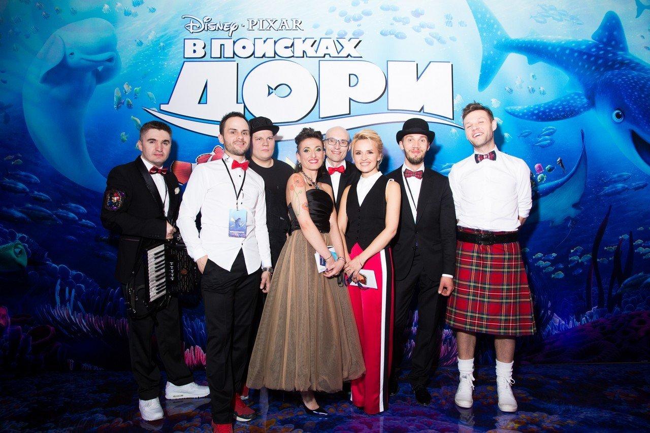Анимационная лента «В поисках Дори» стала лидером российского проката