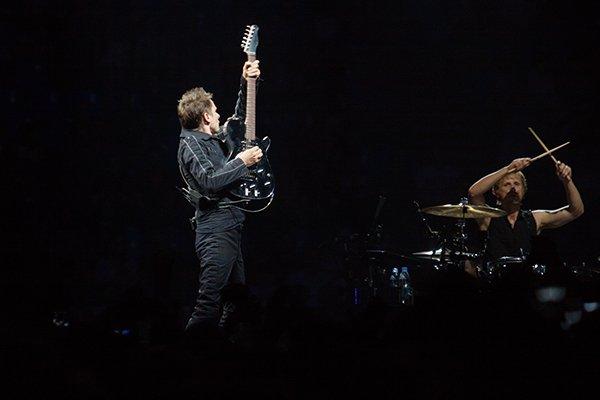 Muse выступили в Москве