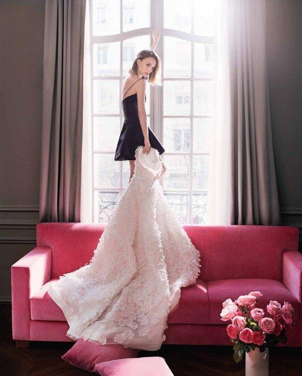 Натали Портман представила новый аромат от Dior