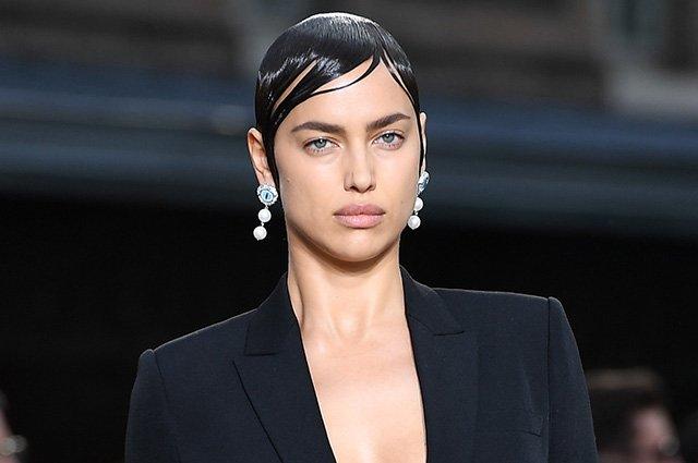 Кендалл Дженнер, Ирина Шейк, Адриана Лима приняли участие в мужском показе Givenchy