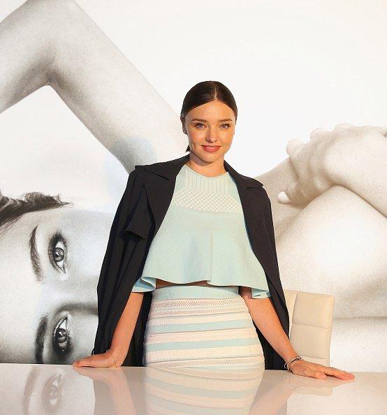 Миранда Керр в стильном летнем образе в Сиднее