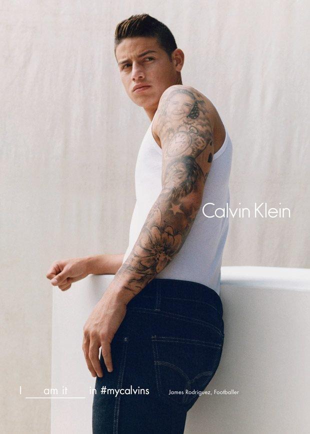 Calvin Klein вместе со звездами запускает новый грандиозный рекламный проект