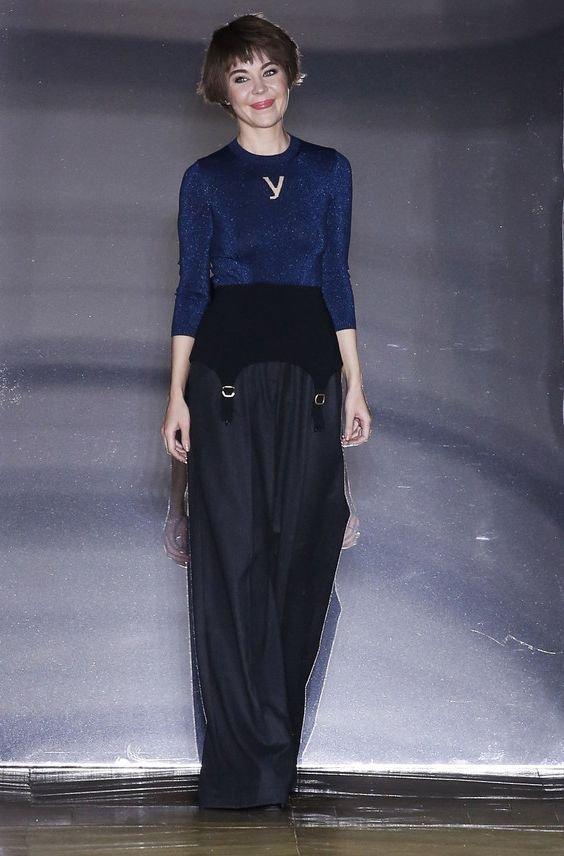 Ульяна Сергеенко показала новую коллекцию на Неделе высокой моды