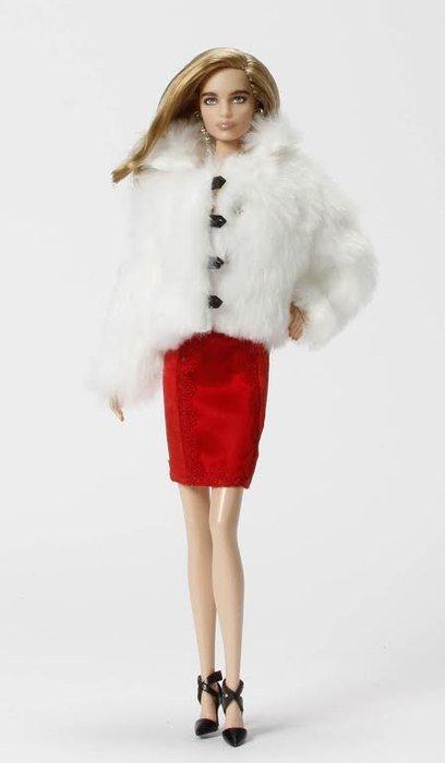 Наталья Водянова превратилась в Барби