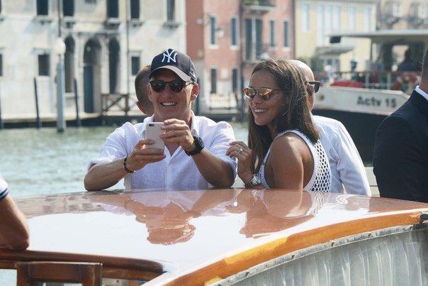 Бастиан Швайнштайгер и Ана Иванович сыграли пышную свадьбу в Венеции