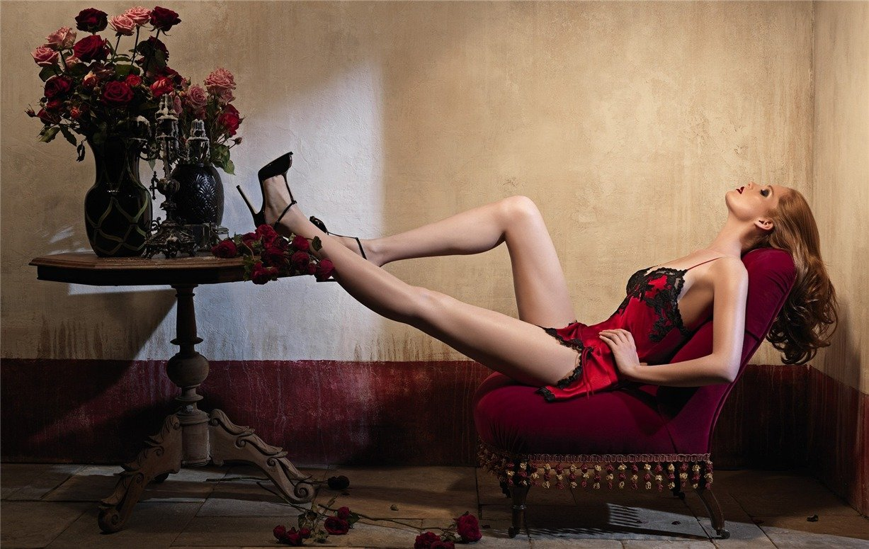 Алексина Грэм в релакс-фотосесии для Madame Figaro