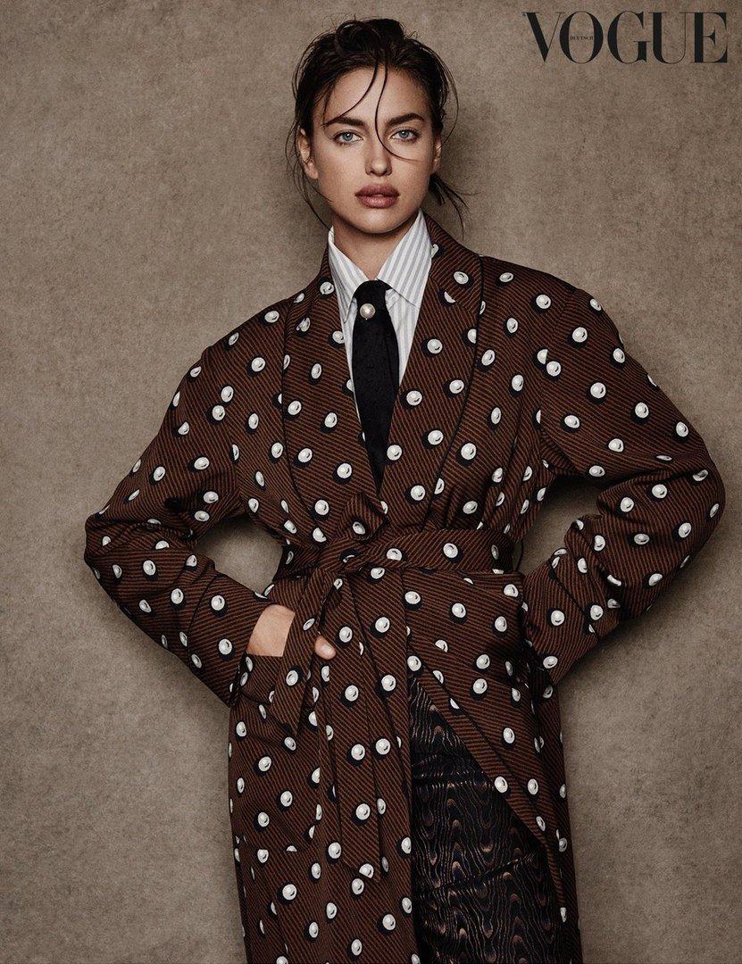 Знаменитые супермодели украсили 5 обложек Vogue Germany