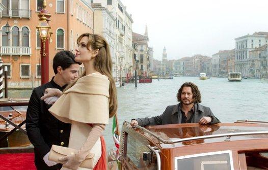 Джонни Депп выставил на продажу дом в Венеции