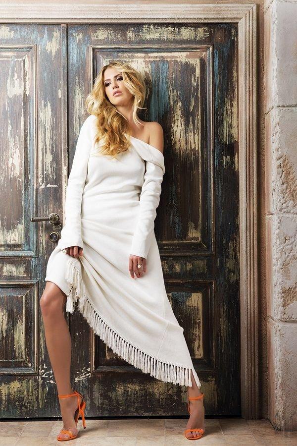 Наталия Капчук снялась в стильной фотосессии для журнала InStyle