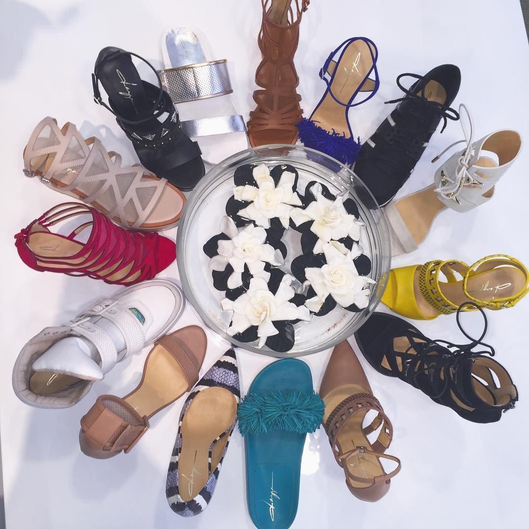 Зендая представила новую коллекцию обуви