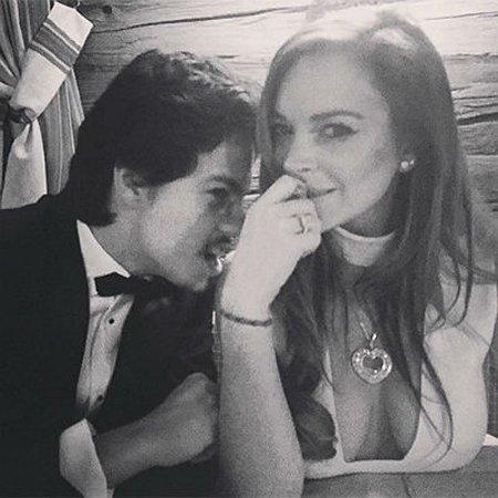 Представитель Линдси Лохан рассказал правду о разрыве актрисы с Егором Тарабасовым