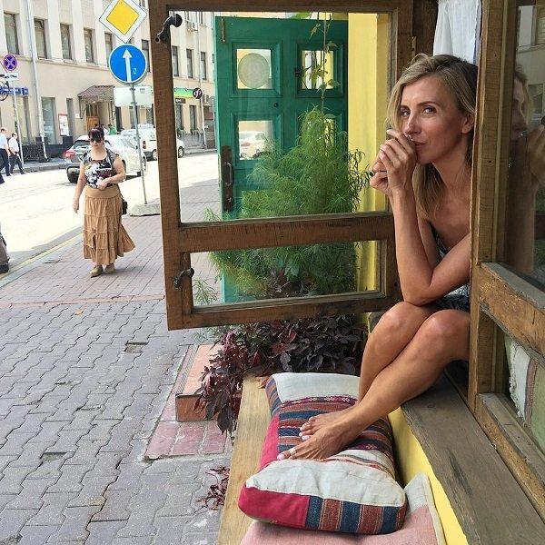 Светлана Бондарчук променяла юного мотоциклиста на фотографа Андрея Артёмова