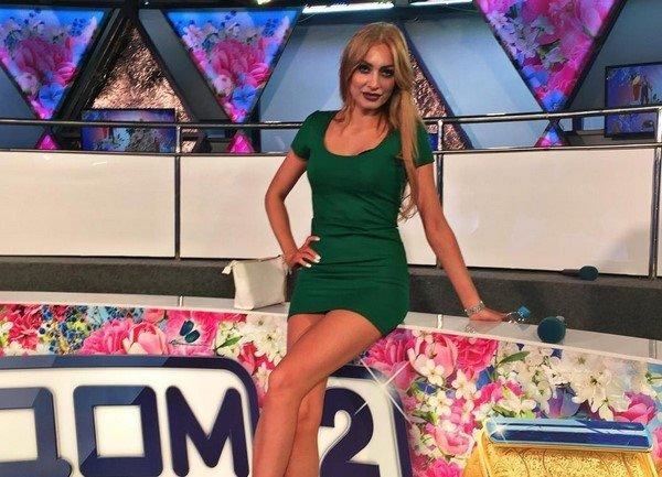 Участница Дом-2 нагло поиздевалась над Ольгой Бузовой (видео)