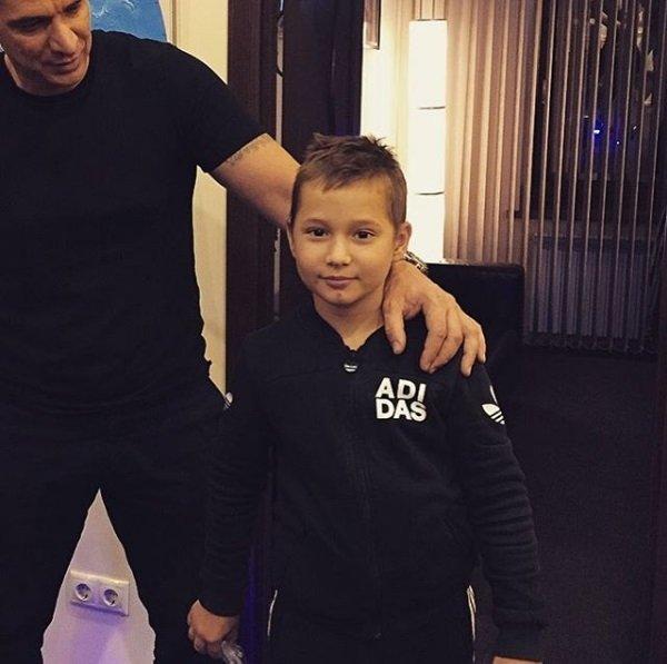 Сын мужа Ксении Бородиной показал свою маму - первую жену Курбана Омарова