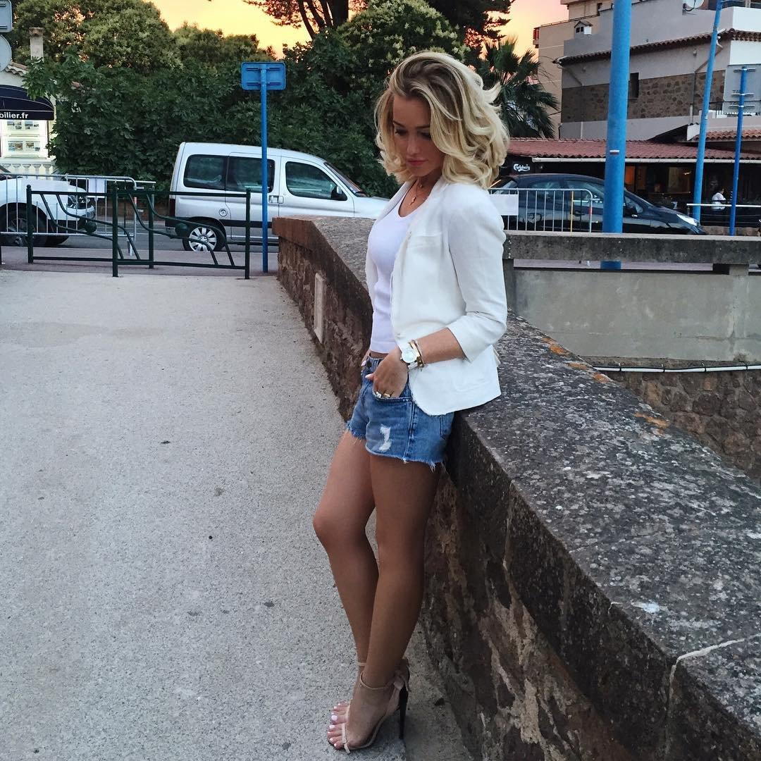 Инна Маликова показала шикарное тело в бикини
