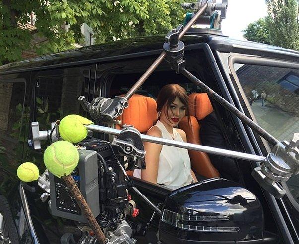 Артик и Асти сняли блокбастер с топ-моделью Марией Лиман