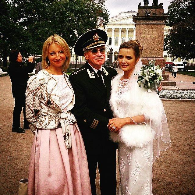 В сети появилась романтическая фотосессия Ивана Краско и Натальи Шевель