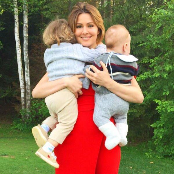 Мария Кожевникова показала фото с подрастающим сыном