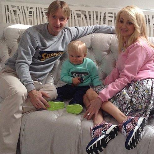 Яна Рудковская вновь готовится стать матерью