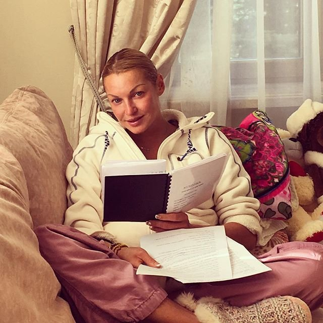Анастасия Волочкова резко помолодела