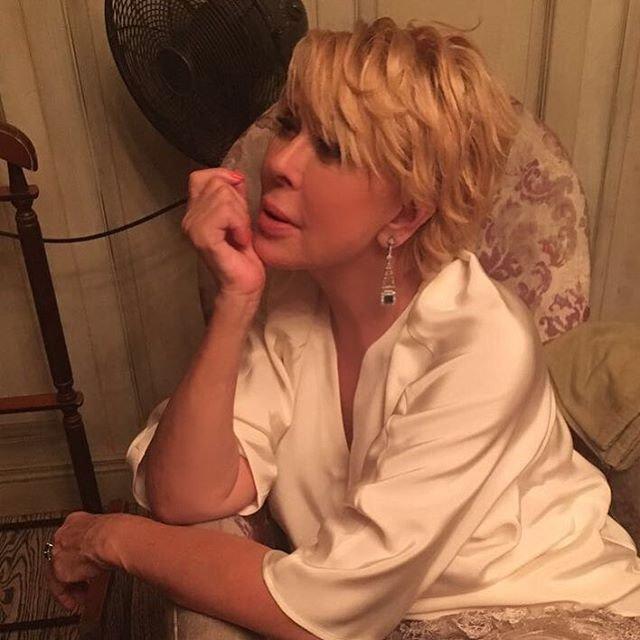 62-летняя Любовь Успенская удивила подписчиков снимком в купальнике