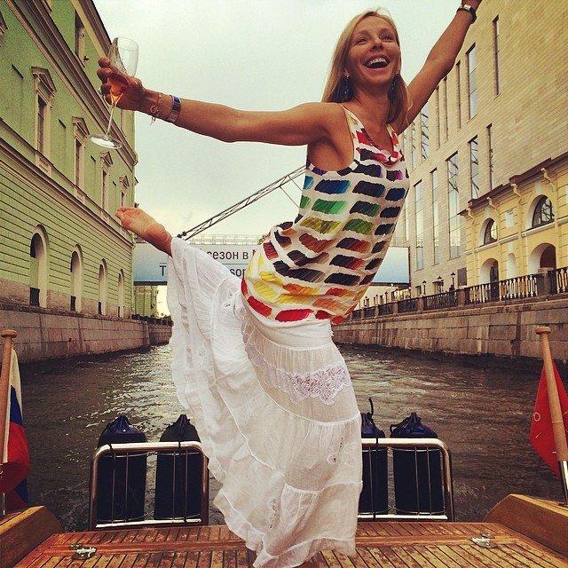 Татьяна Навка показала фото с отдыха - подписчики заговорили о беременности