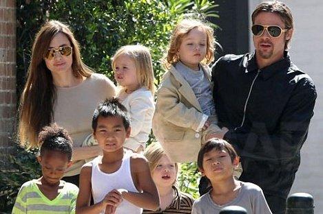 Брэд Питт хочет пройти курс лечения от зависимости и умоляет Анджелину Джоли простить его