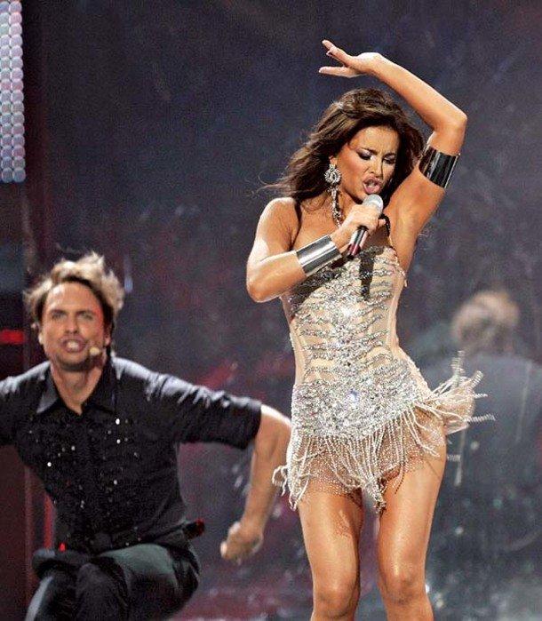 Муж Ани Лорак заставил певицу сбросить лишний вес