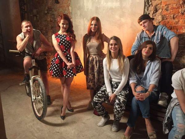 Лена Князева презентовала клип - минифильм на песню «Девочка»