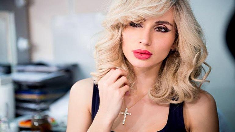 Светлана Лобода засветилась без нижнего белья