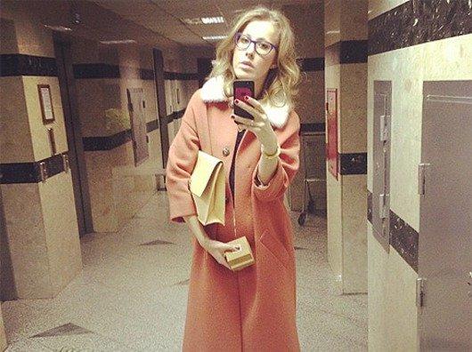 Максим Виторган выложил странное фото беременной Ксении Собчак