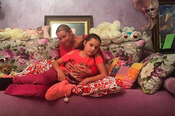 Анастасия Волочкова избавилась от няни своей дочери