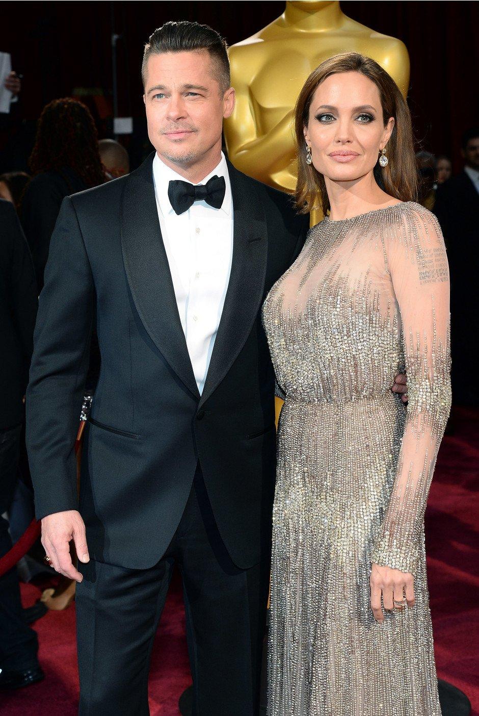 Брэд Питт сильно изменился из-за развода с Анджелиной Джоли
