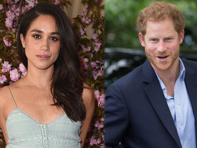 Принц Гарри официально подтвердил роман с Меган Маркл и признался, что беспокоится за её безопасность