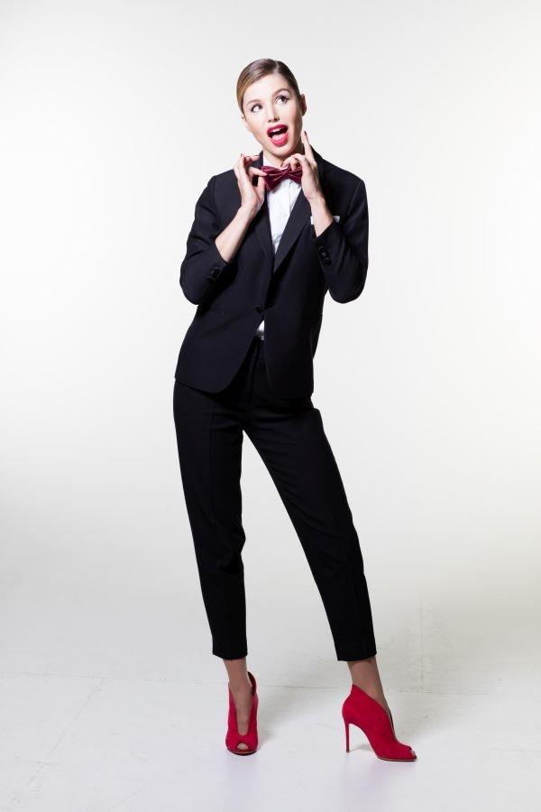 Актриса Юлия Пятина дала откровенное интервью, рассказав о карьере и личной жизни
