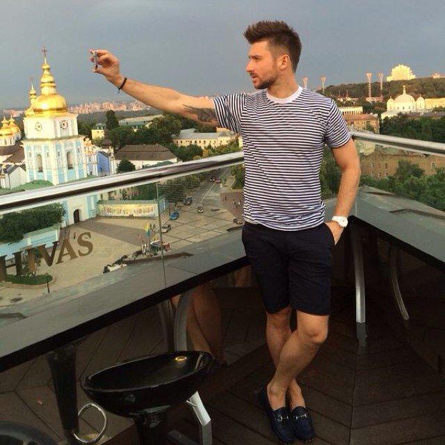 Сергей Лазарев вновь заставил говорить о своей ориентации