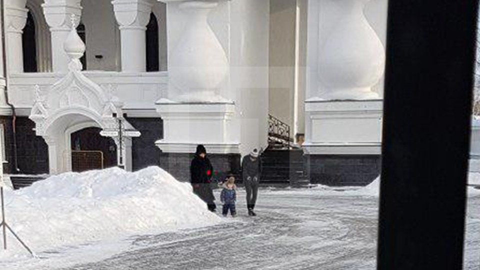 Сергей Лазарев случайно рассекретил маленького сына