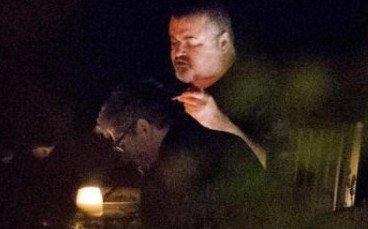 В сети появилось последнее прижизненное фото Джорджа Майкла