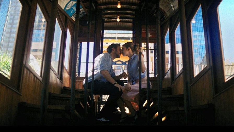 Фильм-триумфатор «Золотого глобуса-2017» «Ла-Ла Ленд» покоряет российских зрителей