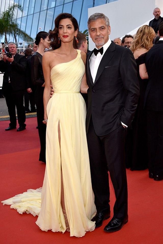55-летний Джордж Клуни впервые станет отцом