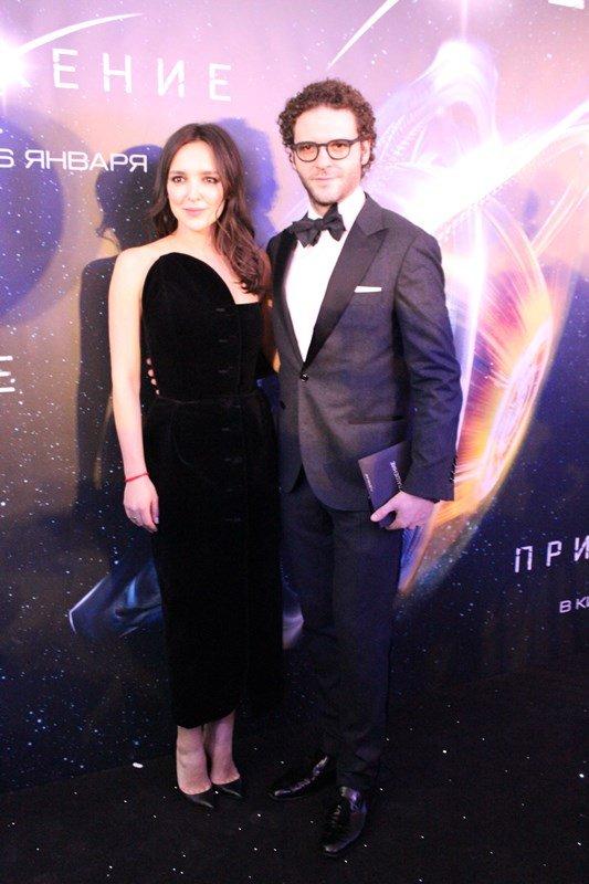 Звёзды собрались на премьере фильма «Притяжение»